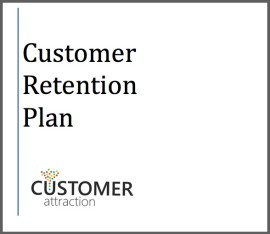 Customer Retention Plan